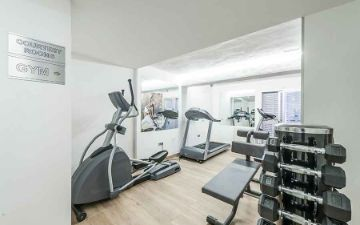 Gym Eix Alcudia Hotels