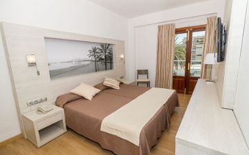 Standard Double Room Sea View Hotel Eix Alcudia