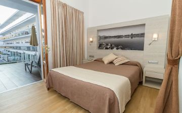 Junior suites Eix Alcudia Hotel