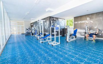 Fitness Eix Alzinar Mar Suites - Adults Only