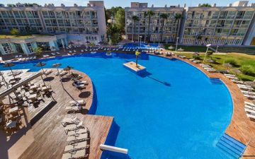 Pools Zone Eix Alzinar Mar Suites - Adults Only